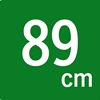 ダイニングベンチ クルーズ 89cm 1台